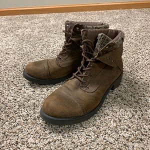 Faded glory boots